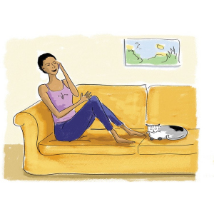 phone_woman_and_cat_square